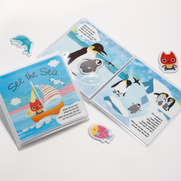 See the Sea (Waterproof book)