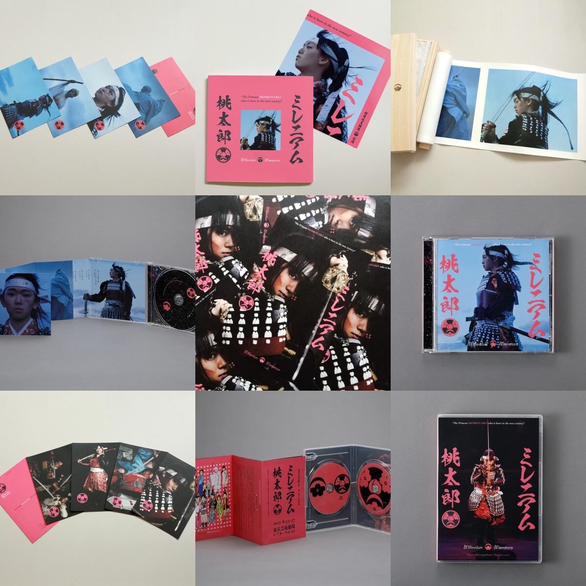 ミレ桃 Official Products